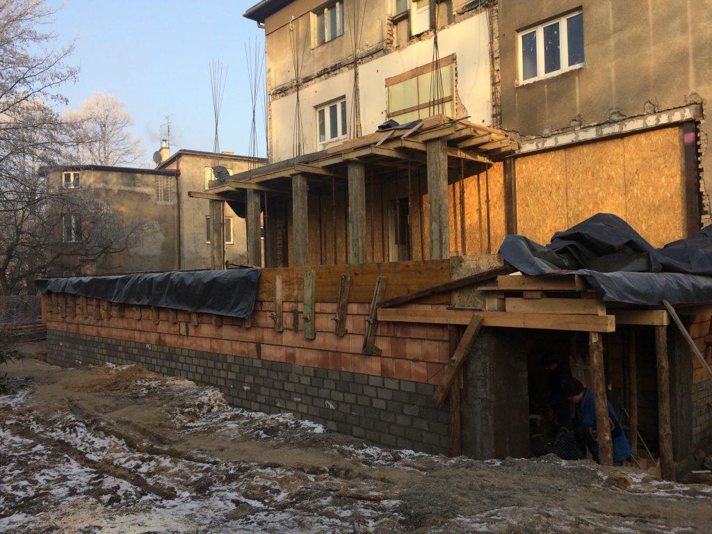 budowa remont rozbudowa przebudowa